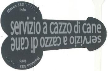 03062010: Servizio a ca##o di cane