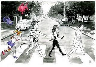 12102011: Abbey Road Sandman