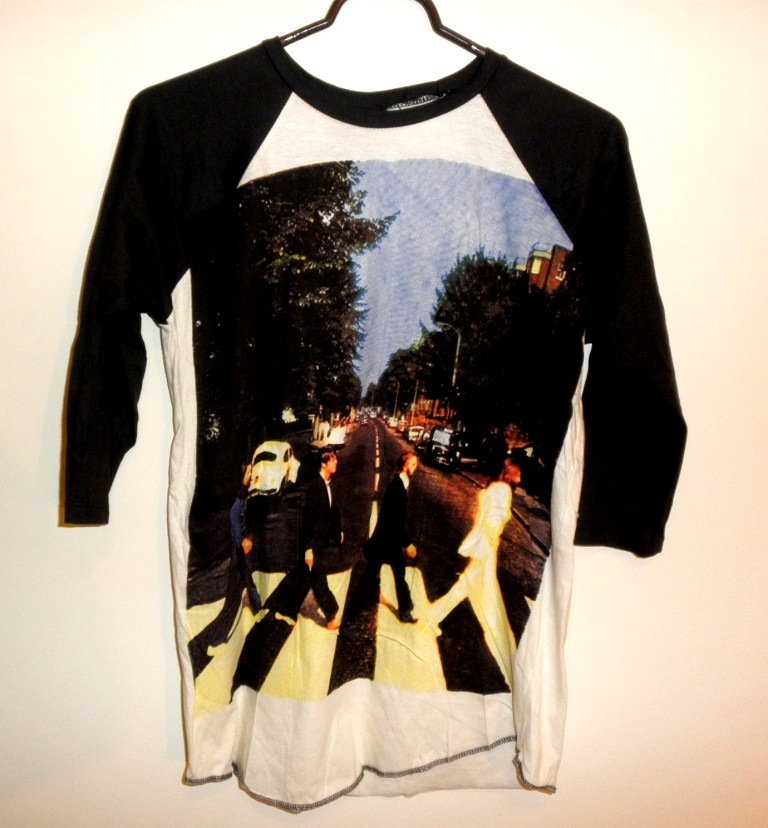 11012012: Abbey Road T-shirt