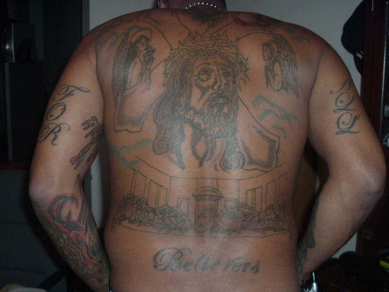 20012012: Ultima cena Tatuaggio