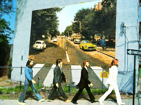 22022012: Abbey Road Inspiration