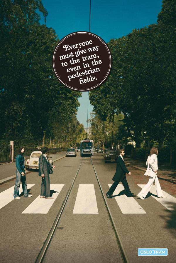 30052012: Abbey Road Attenti al Tram
