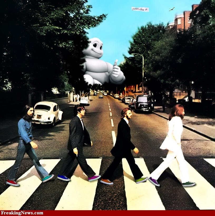 13062012: Abbey Road Nuove scarpe