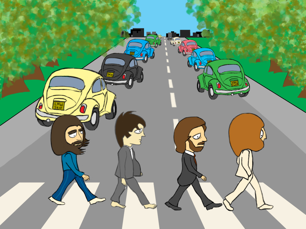 29082012: Abbey Road Burnt Toad