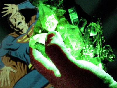 22102012: Il test DRIA = Superman e la Kriptonite