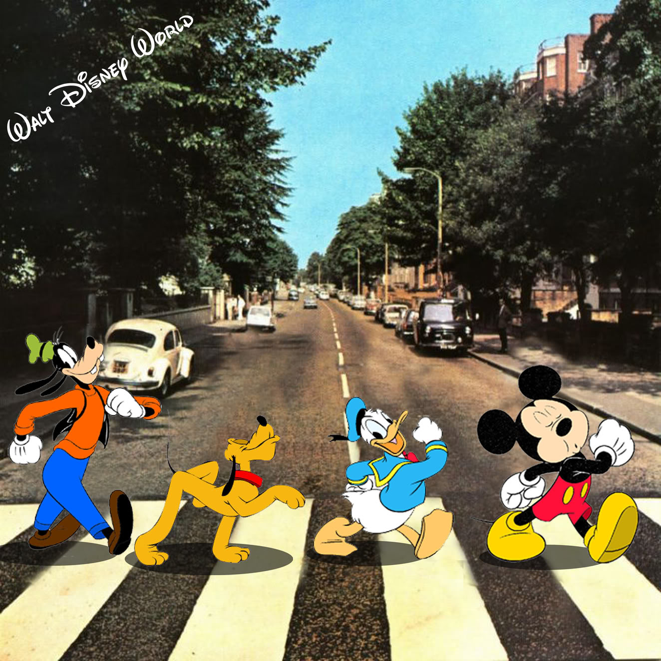 24102012: Abbey Road Topolino