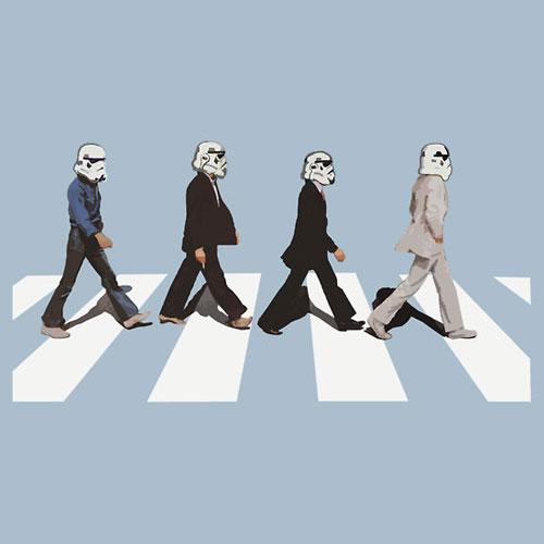 06022013: Abbey Road Star Wars