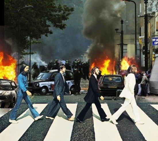 15052013: Abbey Road Guerra