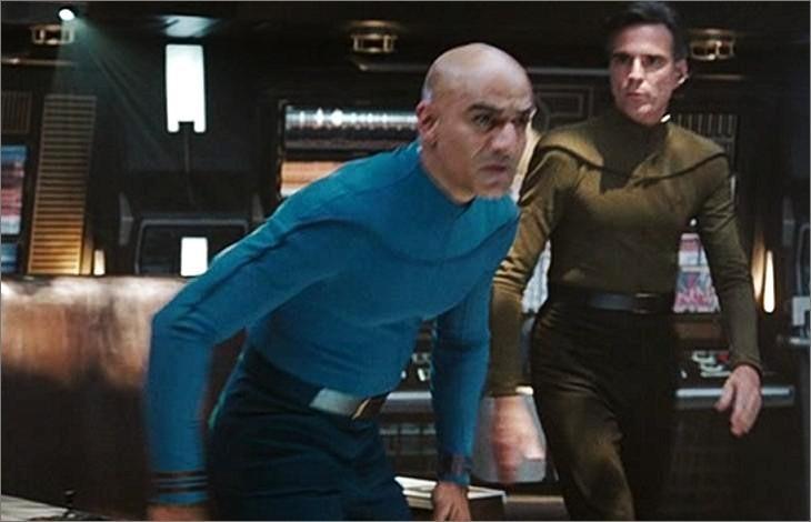 03062013: Sobbalzi vedendo Randy Pausch in Star Trek