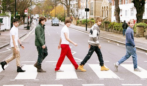 Abbey Road: One Direction