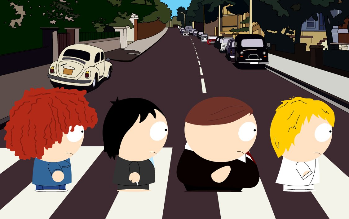 28082013: Abbey Road South Park