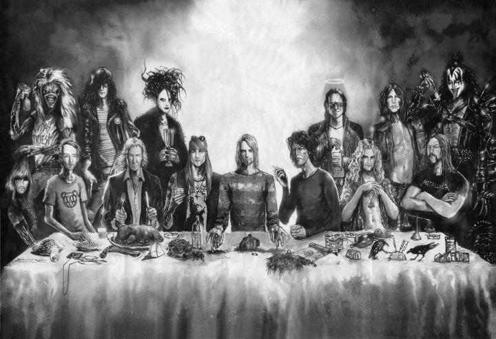 08112013: Ultima cena Star Rock