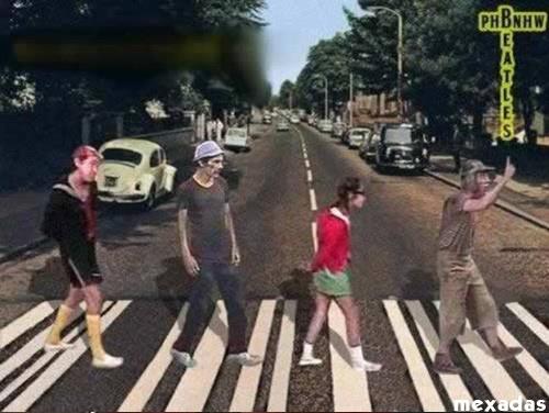 27112013: Abbey Road Zombie