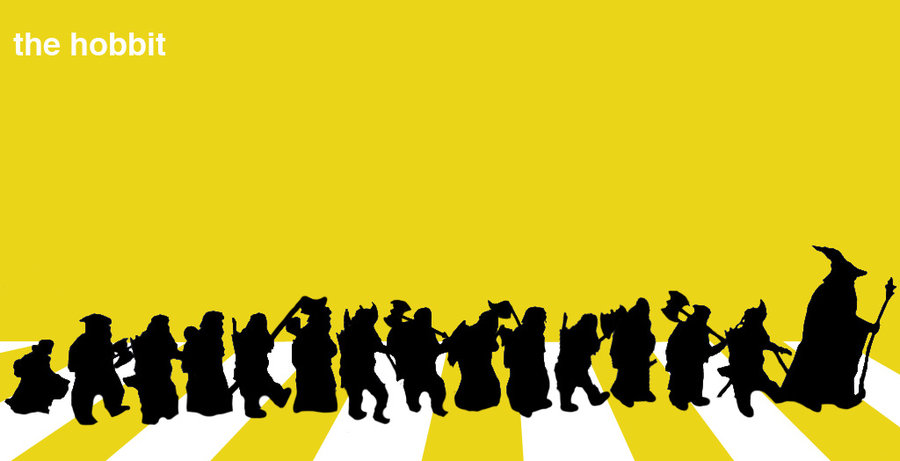 15012014: Abbey Road Lo hobbit