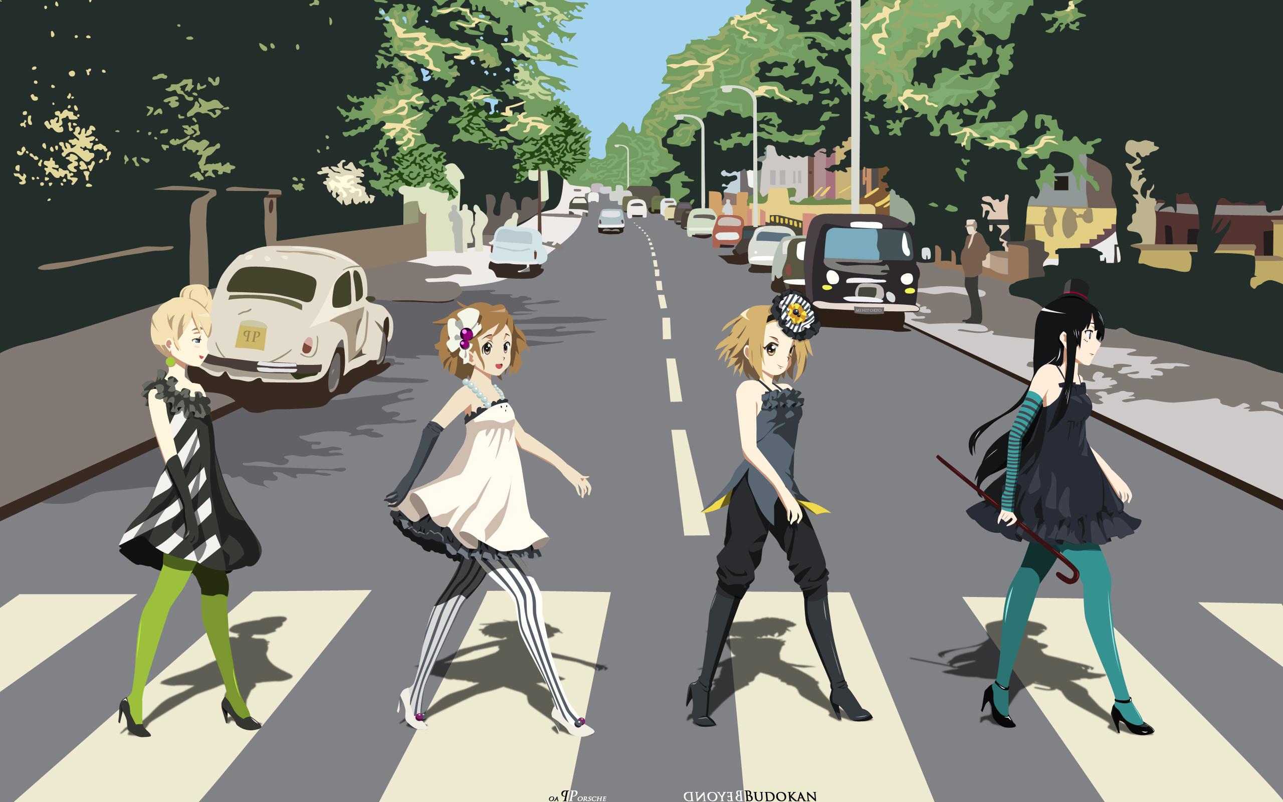 26022014: Abbey Road K-On!