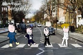 12022014: Abbey Road Comic