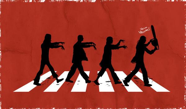 19032014: Abbey road Zombie