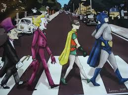 12032014: Abbey Road Batman '60