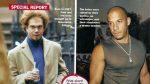 I gemelli Vin e Paul Vincent Diesel