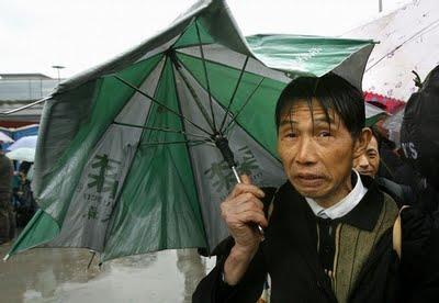 11122014: Attenti a bagnare un certo tipo di ombrelli