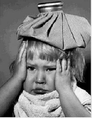 17022015: Oggi no, ho mal di testa