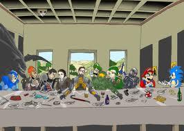 24042015: Ultima cena Eroi Sega