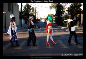 The_Cosplayers__Abbey_Road_by_CatoKusanagi