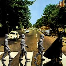 17062015: Abbey Road Star Wars