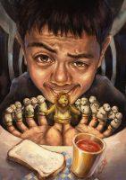 Caricature__Last_Supper_by_katzai