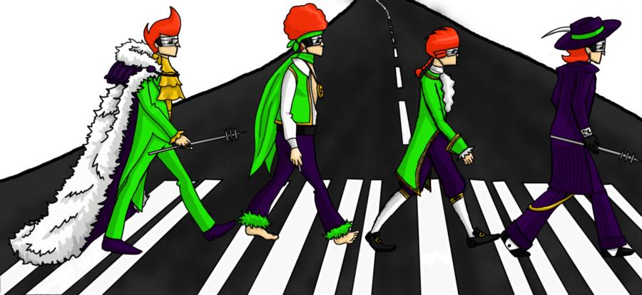 02092015: Abbey Road PhantomessTerabithia