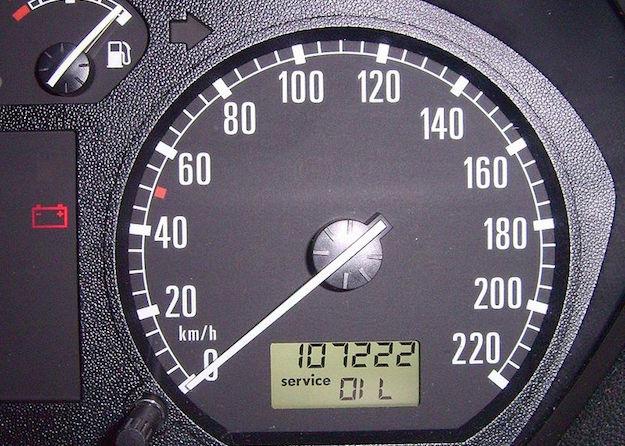 10092015: Il tachimetro non segna la velocità corretta
