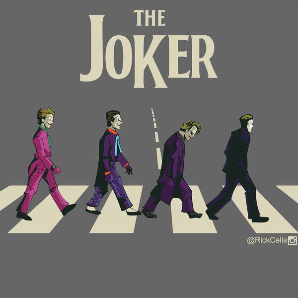 27012016: Abbey Road Joker storici