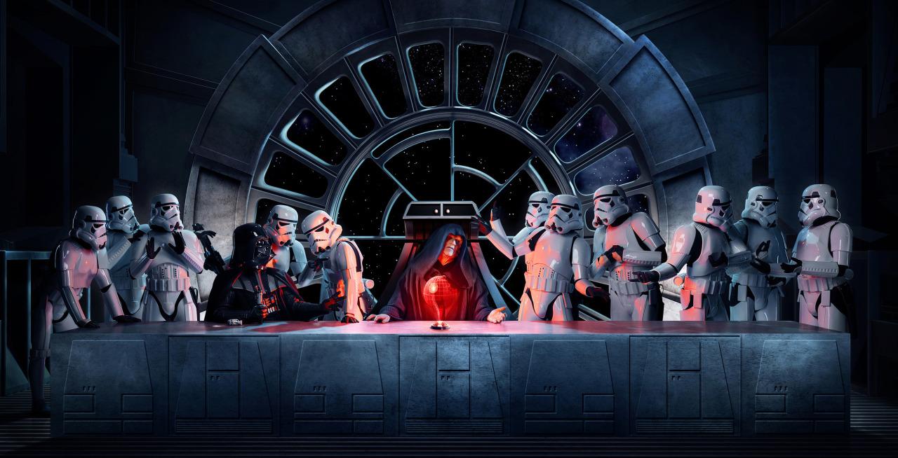 05022016: Ultima cena Star Wars