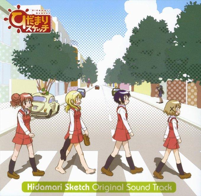 10022016: Abbey Road Hidamari Sketch OST Shinmiri 10 Hours