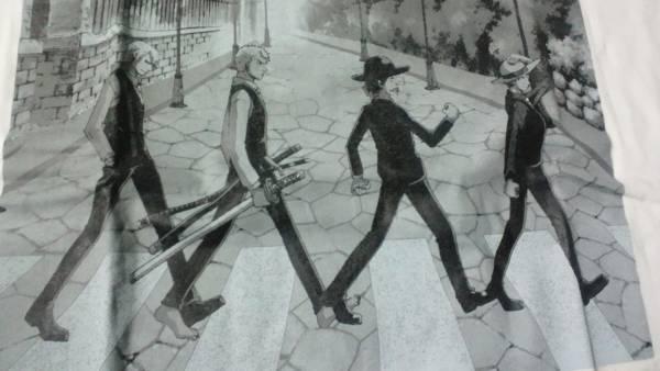 19102016: Abbey Road parody One piece