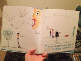 Bambini che disegnano peni senza volere_  Fischietto