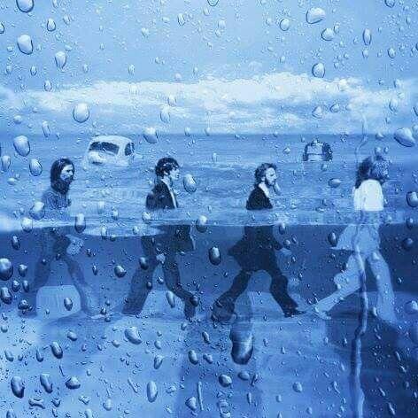 10052017: Abbey Road parody Pioggia