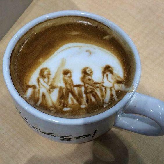 06092017: Abbey Road Cappuccino