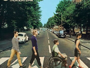 abbey road glee